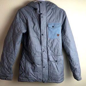 Volcom Stone EQS Long Snow Jacket